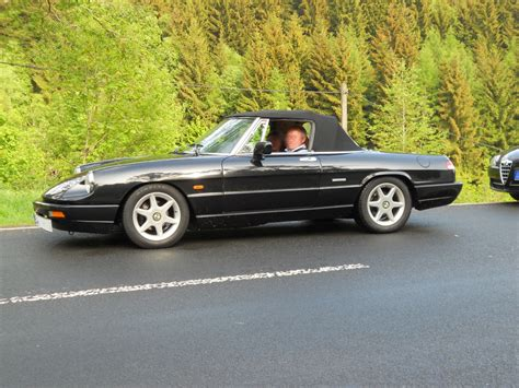 1992 Alfa Romeo Spider by 1992 Alfa Romeo Spider 115 Pictures Information And