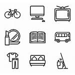 Travel Icons Lifestyle Icon Vector Internet Things