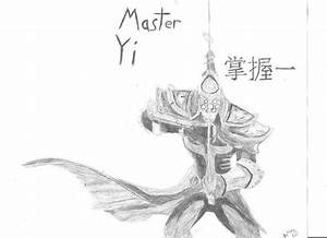 The gallery for --> League Of Legends Chinese Art Master Yi