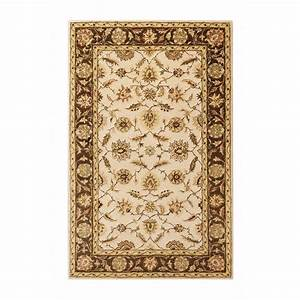 Home Decorators Collection Old London Beige 2 ft. 3 in. x ...