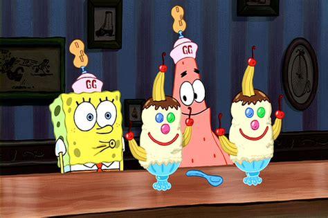 The Adventures Of Spongebob