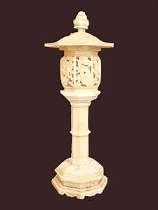 STONE LAMPS AND JAPANESE LANTERNS