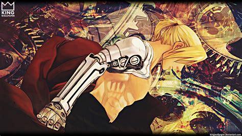 Anime Wallpaper Fullmetal Alchemist - fullmetal alchemist wallpaper by kingwallpaper on deviantart