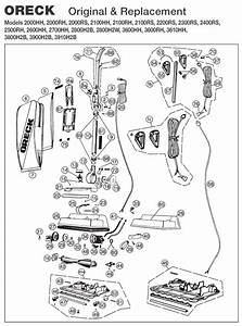 Oreck Vacuum Motor Wiring