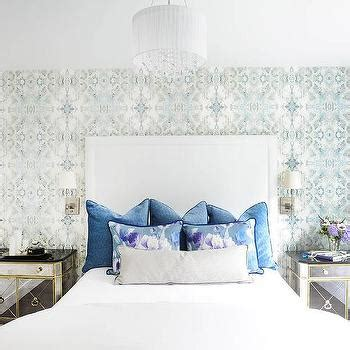 accent wall  bed design ideas