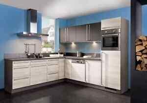 spritzschutz küche günstig k 220 chenzeile komplett mit elektroger 195 164 ten free