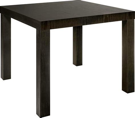 Dark Wood End Tables   Home Furniture Design