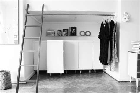 Ikea Besta Closet by Kallax Pour Un Salon Compact