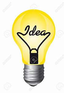 Light Bulb clipart share idea - Pencil and in color light ...