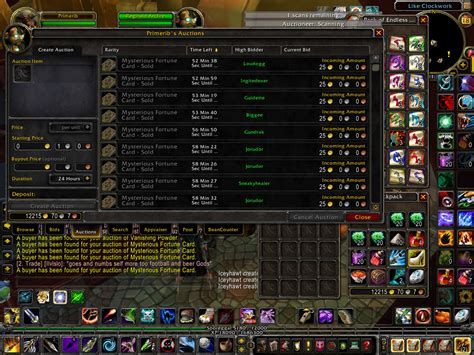 auctioneer wow addons dkpminus