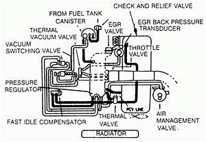 1996 Isuzu Rodeo Engine Diagram