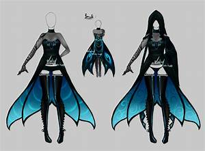 Outfit design - 191 - closed by LotusLumino on DeviantArt