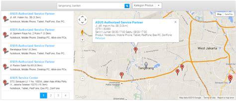 alamat service center asus tangerang alamat service center