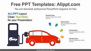 Electric Vehicle Charging Powerpoint Diagram For Free