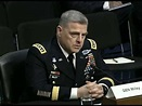 General Mark A. Milley: Nomination hearing (Full Version ...
