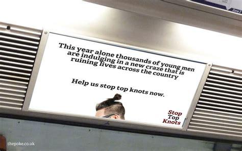 adverts   tube   aggressive  poke