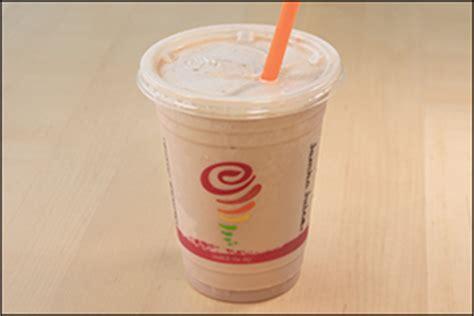 jamba juice make it light healthy peanut butter chocolate smoothie recipe peanut