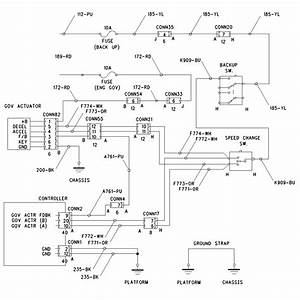 I Need Wiring Diagram For Caterpillar 315 Bl  S  N 3aw00654