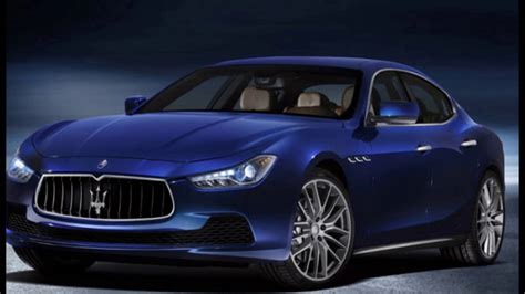 2017-2018 Maserati Ghibli Luxury