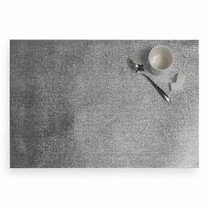 Set De Table Argenté : set de table argent 30 x 45 cm sparkle maisons du monde ~ Teatrodelosmanantiales.com Idées de Décoration