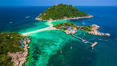 nang yuan island resort diving resort andaman sea thailand