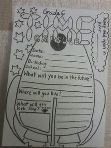 11  6th Grade Time Capsule Worksheet