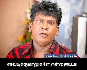 MY Reaction in Tamil: Vadivelu Dialogue fb comment