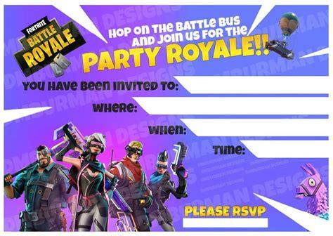 invite royale  fortnite invites instant