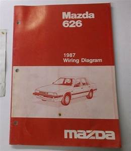 1987 Mazda 626 Wiring Diagram