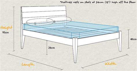 Kensington Bed (tapered Leg Option)
