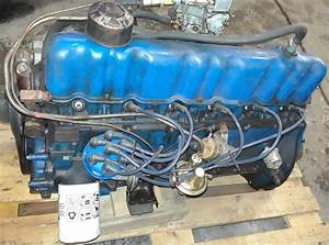 Ford Mustang 200 Cubic Inch 6 Cylinder Engine    3 Speed