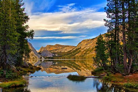 Yosemite National Park California United States Sunrise