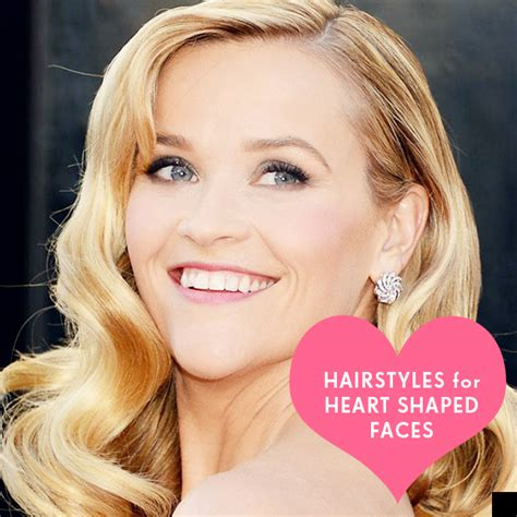 hairstyles  heart shaped faces hair extensions blog
