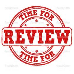 Review Time Clip Art