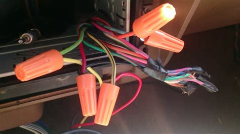 radio wiring    ford bronco   part