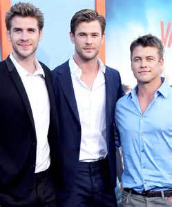 Chris Hemsworth Brother Luke