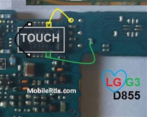 touch l not working repair lg g3 d855 touch screen not working problem touch ways