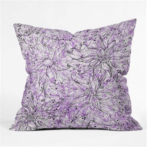 purple accent pillows make your home an attractive abode through purple throw