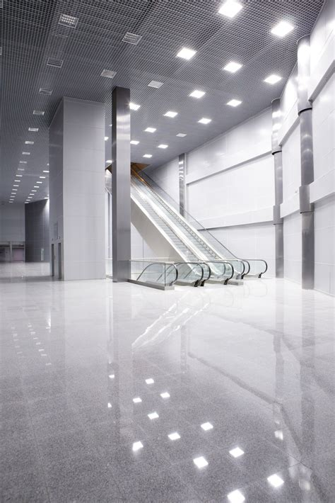 beautiful glossy slippery floors cfm service corp