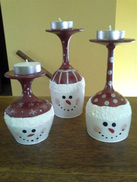 wine glass crafts guide patterns