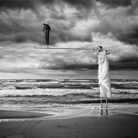 the modern and photography surreal photo manipulation by photographer dariusz klimczak