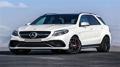 Brand New 2017 Mercedesbenz Mclass 4dr Ml63 Amg New