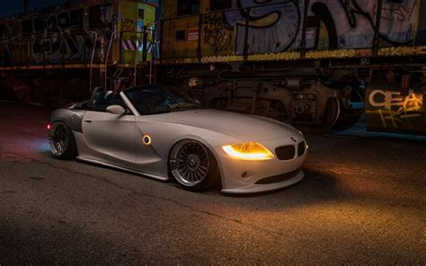 wallpapers bmw z4 e89 roadster tuning