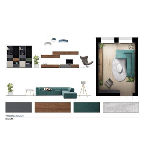 Farbvarianten Wohnzimmer by Farbvarianten Wohnzimmer 2 D Ansichten Innenarchitektur