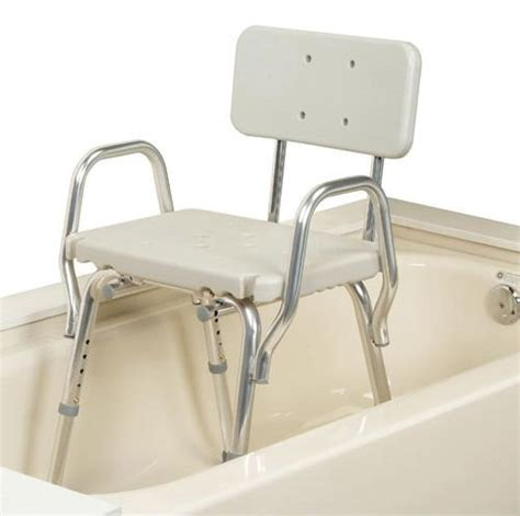 Shower Chair With Arms And Back - shower chair with back and arms colonialmedical