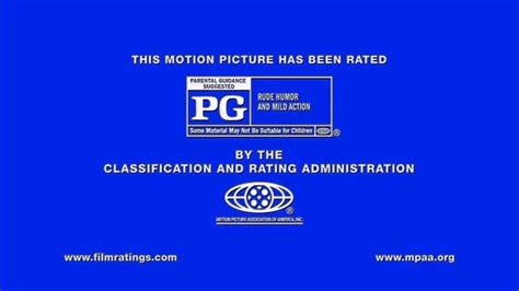 rated pg mpaa rating ids logo  comcast corporation