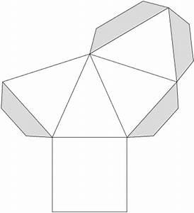 Pyramide Selber Bauen : aufgabenfuchs k rper bastelvorlage ~ Lizthompson.info Haus und Dekorationen