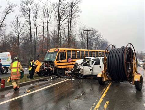 School Bus Crash In Pike County
