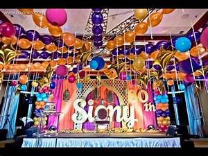 Siony's 80th Birthday Party at Diamond Hotel Philippines ...