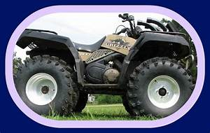 Yamaha Grizzly 600 Atv 98 99 2000 2001 Repair Service Manual